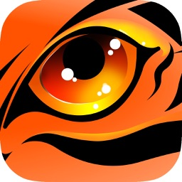 Animal Eyes Maker : Blend & Morph Into Funny Face With Tiger Eyes & Cats Eye