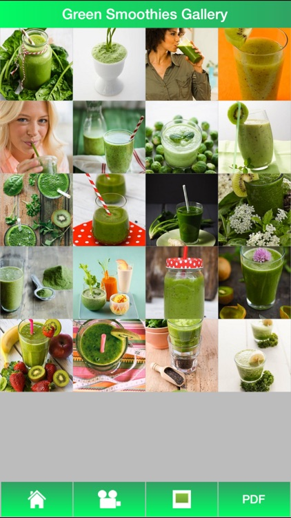 Green Smoothies Guide - Learn How To Make Green Smoothies For Healthy ! screenshot-2