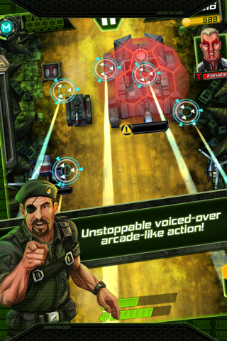 Tank Invaders: War on Terror screenshot 2
