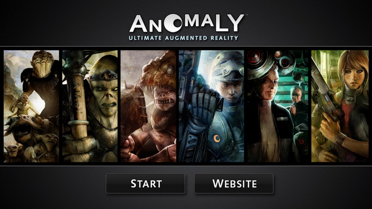 Anomaly Ultimate Augmented Reality