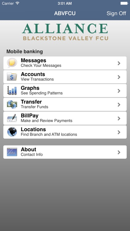 ABVFCU Mobile Banking