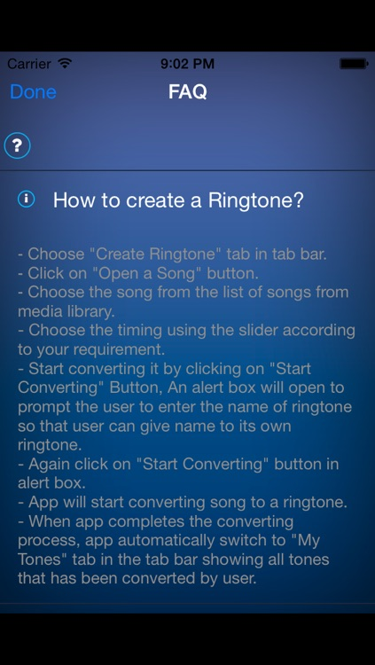 My Ringtone Pro - Create Ringtone From Songs screenshot-3
