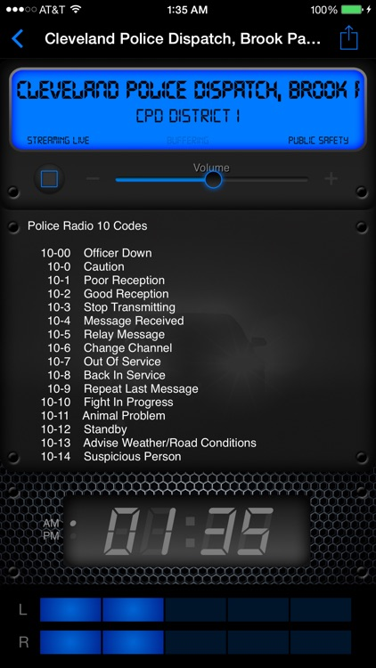 Police Radio - Live Police, Fire and EMS screenshot-0