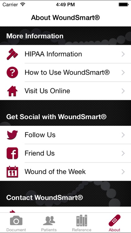 WoundSmart® - The Professional Wound Care Documentation Tool screenshot-3