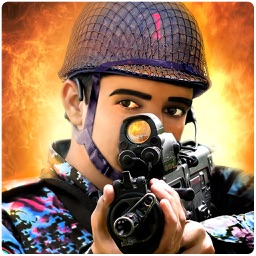 Commando Army Sniper Shooter – 3D assassin survival simulation game