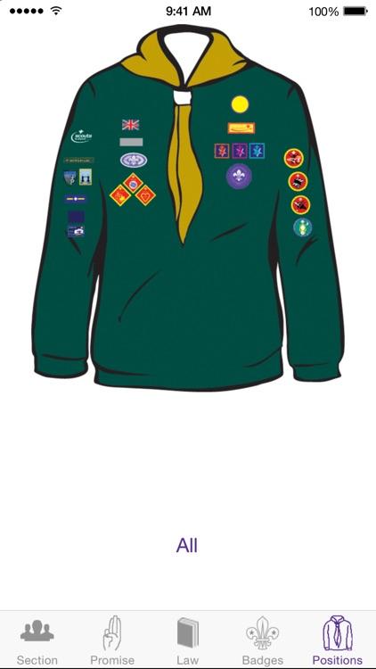 My Badges - The Scout Association (UK Programme) screenshot-3