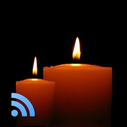 Romantic Candles for Chromecast