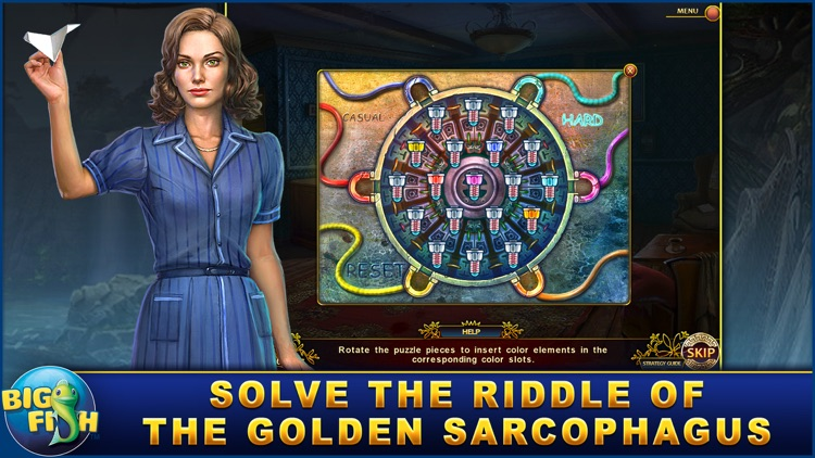 Beyond the Unknown: A Matter of Time - Hidden Objects, Adventure & Mystery