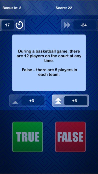 True Or False - The Gamble screenshot one