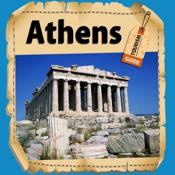 Athens Travel Guide - Offline Maps