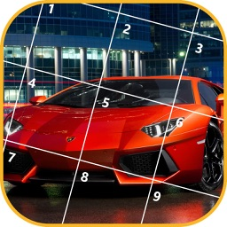 Car Jigsaw Puzzle