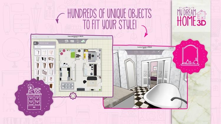 Home Design 3D: My Dream Home