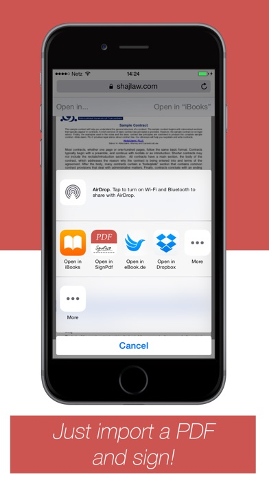 download Sign Pdf - Free Utility apps 1