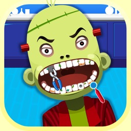 Crazy Little Dentist - Teeth Fixed At The Celebrity Office
