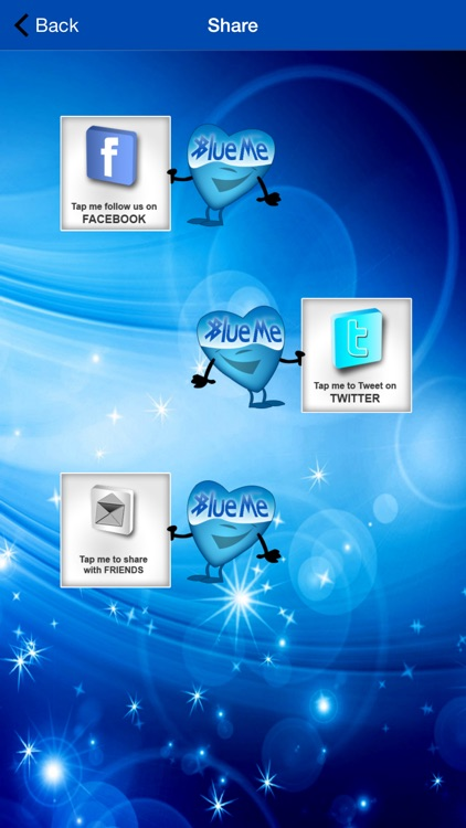 BlueMe screenshot-3