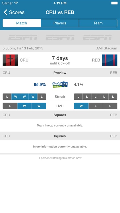 Rugby Live Scores - Rugby Now