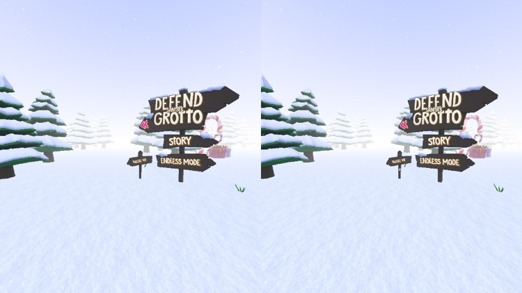 Defend Santas Grotto by Rewind FX