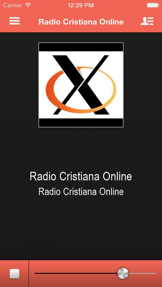 Radio Cristiana Online screenshot one
