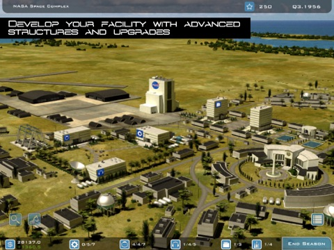 Screenshot #3 for Buzz Aldrin's Space Program Manager