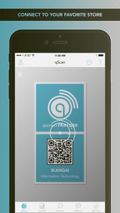 qonnect screenshot one