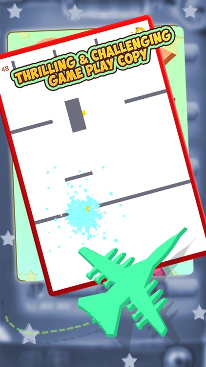 Crazy Pilot – Fly the air plane through obstacles & swap to dodge