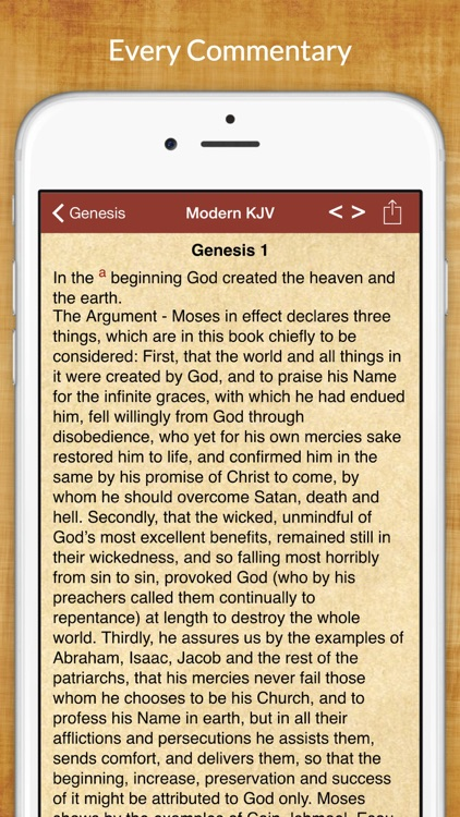 Greek Bible Dictionary with Bible Commentaries screenshot-3
