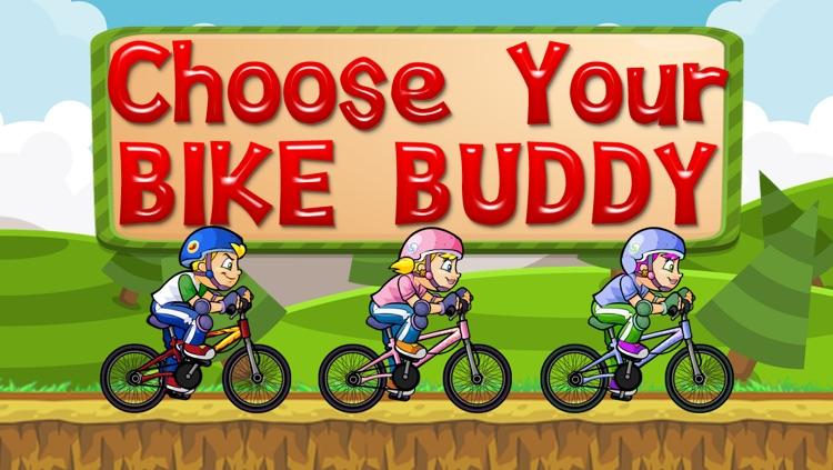 Adventurous Bike Buddies – High Speed Bicycle Adventure Race