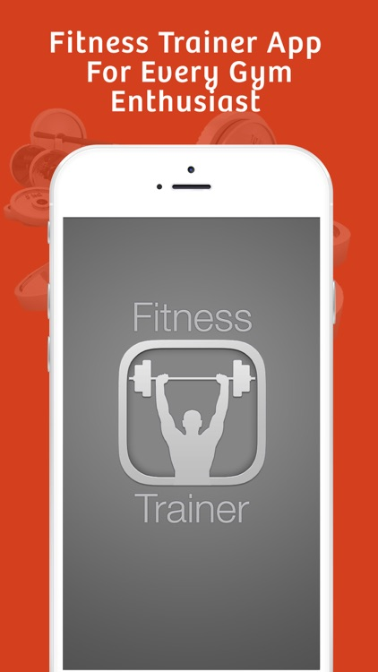 Fitness Trainer - Exercise & Workout Guide screenshot-4