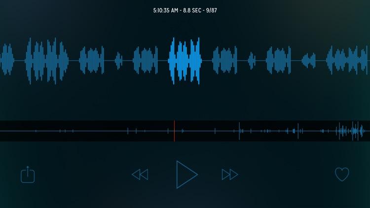 Sleep Talk Recorder screenshot-3