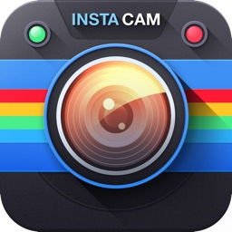 InstaCam-Picture editor,pic frame,image effect edit,App for Flickr,Instagram,Tumblr,Vkontakte,Twitter sharing