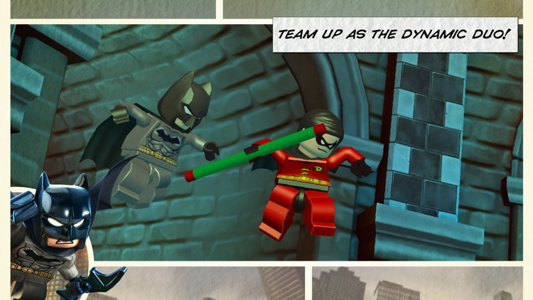 LEGO® Batman: Beyond Gotham screenshot-0