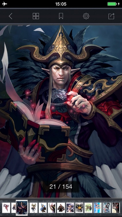 Essential Artworks for Chaos Heroes Online