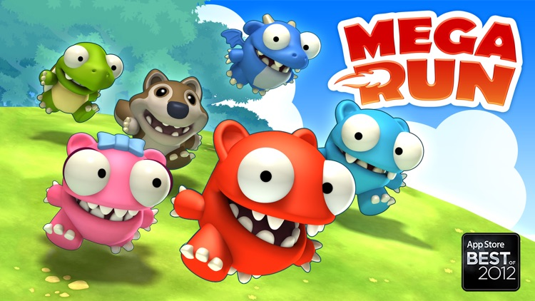 Mega Run - Redford's Adventure screenshot-4