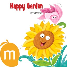 Happy Garden - Interactive Reading Planet  series Story authored by Sheetal Sharma