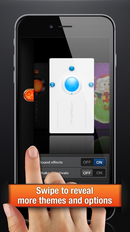 iTorch Flashlight - Led Flash Light for iPhone screenshot-4