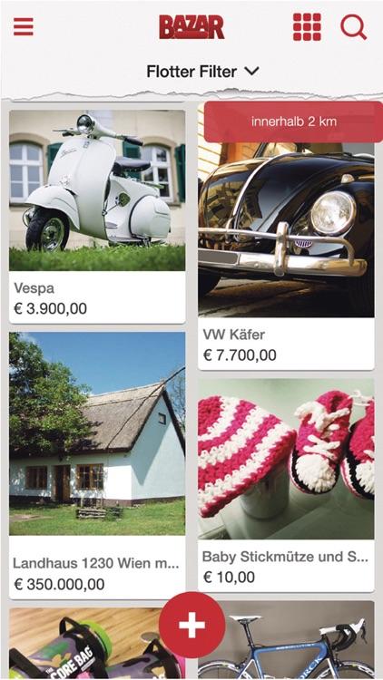 Bazar Kleinanzeigen Immobilien Und Gebrauchtwagen By Bazar Media