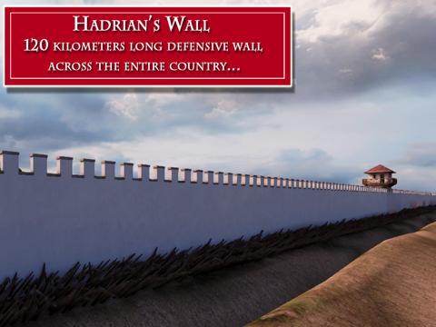 ローマンアーミー最も野心的な要塞。ハドリアヌスの長城 - ブラックカートタレットのバーチャル3Dツアー&トラベルガイド(Liteバージョン)のおすすめ画像3
