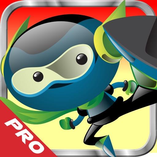 A Lost Robot Ninja PRO
