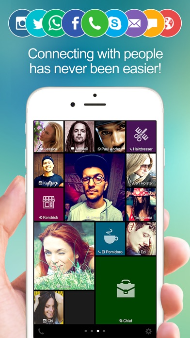OneTouchDial   - Speed Dial, One Tap Dialer, Phone Call, Face Call, Touch Photo Dialer, Favorites Quick Dial Screenshot 1
