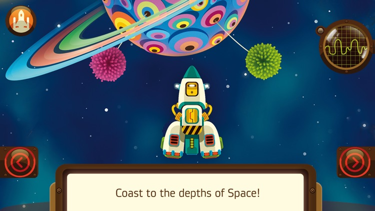 Tiny Space for  Kids screenshot-3