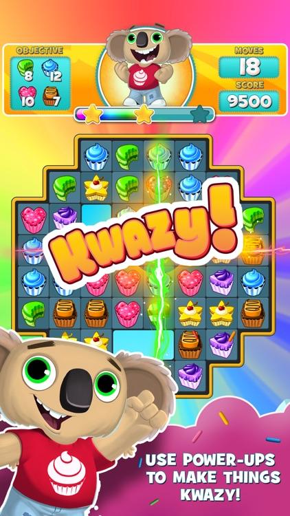 Kwazy Cupcakes screenshot-3