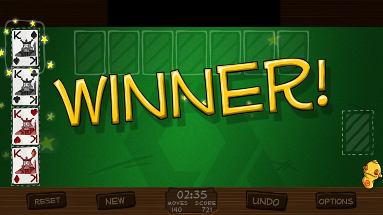 Simply Solitaire HD screenshot-3