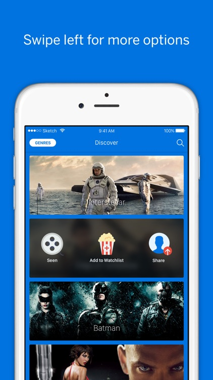 Mushmovie — Track your movie watchlist