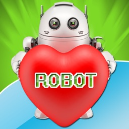 Easy Robot Matching Games for Kids