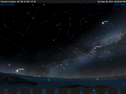 Screenshot #4 pour Starry Night College