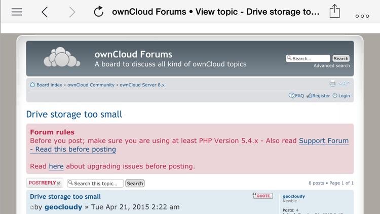 CloudNews – ownCloud News Reader screenshot-3