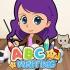 Versione ABC scrittura giungla prescolare apprendimento iphone icon