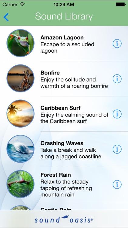 Nature Sounds for Sleep screenshot-3