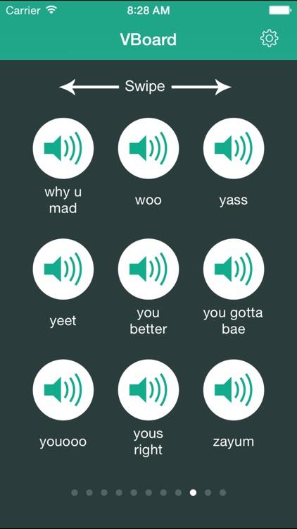 VBoard - Sounds of Vine, Soundboard for Vine Pro - OMG Sounds, VSounds screenshot-4