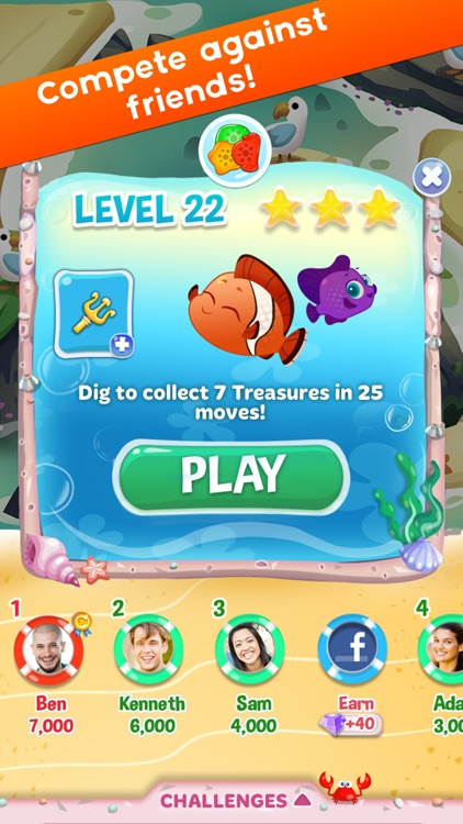 Fish Frenzy Mania™ screenshot-4